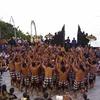 インドネシア旅行記 【バリ編】 Uluwatu Temple ある意味必見?! ウルワツ寺院の超絶カオスなww『ケチャダンス』の実態