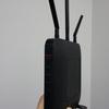 無線LANルーターBUFFALO WXR-1750DHPの感想