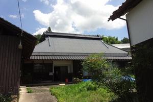 綾部市にて伝統耐震診断