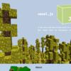 Minecraft風ゲームも作れるVoxel用ライブラリまとめ