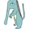 ウラグチゾウ(パラレル生物図鑑)