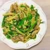 簡単なのに激ウマ「鶏のグリーンカレー風味チンジャオ」