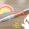 1本で8色の色鉛筆「マルチ8」