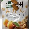 ご当地銘菓:山脇製菓:かりんとう:温州みかん シナモン レモン