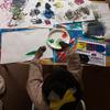 フィンガーペインティングは五感で子供の感性を鍛える最強ツール