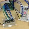 プロセス文で7セグメントデコーダーを作る