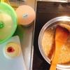 りんごのタルトタタンを作った