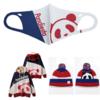 熊猫謹製 マスク 2枚組, なりきり 切替 プルパーカー, ニットキャップ | PANDIESTA(パンディエスタ)