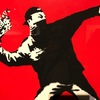 BANKSY  GENIUS OR VANDAL ?:バンクシー展 天才か反逆者か