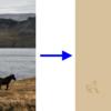 写真に写っている人・動物をヒエログリフにする iOS アプリを作ってみた