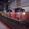 第901列車 「 DD51重連のロンチキ阪和工臨を狙う 」