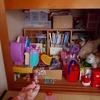 【こどもと片付け】次女のおもちゃをしまじろうの教材だけにしてみた結果。