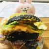 フィリピンのマクドナルドで真っ黒なハンバーガー🍔が期間限定で登場!韓国の味をイメージしたK-Chicken Burgerを食べてみた(*^▽^*)