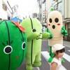 勝川弘法市で『こだわり商店』3周年イベントを行いました。
