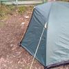 初のソロキャンプ