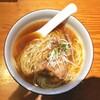 高級コンソメスープのような透き通った旨み『麺や ひだまり』の醤油ラーメン