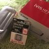 初めてのハンディカム!Canonのivis HF R700は軽いし使いやすいし…安い!!