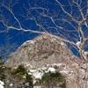 【めっちゃ、キツかった】雪深く人の気配がない厳冬期 権現岳 東稜でひたすらラッセルしてきた