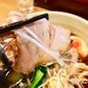 田ぶしのラーメンは鰹と豚骨のスープ、そして自家製麺がうまい!