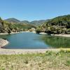 白木貯水池(福岡県北九州)
