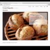 「第一回 プログラマ向けデザイン勉強会」の内容を参考にして妻のパン屋のWebサイトをリニューアルしてみた