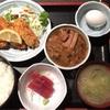虎ノ門のみくりでカキフライ定食を食べた!