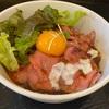 姫路 肉ランチローストビーフ丼 【Beef plus+(ビーフプラス)】ステーキ丼もやめられない!みゆき通りテイクアウトOK