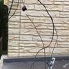 家の光ケーブルが断線・復旧
