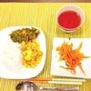 日本食育協会上級食育指導士 のり子先生食育教室 豆腐カレー&なすカレー