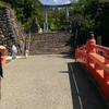 日本100名城スタンプを押しつつ城巡り 〜武田神社、甲府城編〜 JC#002 JC#003