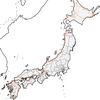 日本縦断のルート