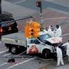 ハロウィーンのNY、小型トラック暴走8人死亡