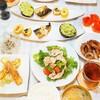 【和食】おうち夜ご飯/My Homemade Food/อาหารมื้อดึก