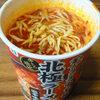 今日の食べ物 カップ麺