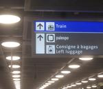 ジュネーブ空港からローザンヌへの行き方
