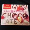 ガーナ ベリーの生チョコレート!いちごとラズベリーの酸味が感じられるチョコ菓子