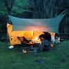 新しいテントとタープを買ったので早速キャンプに行ってきました。
