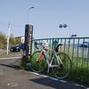 バイクで木津川・泉大橋まで