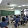 職業訓練校で就職説明会