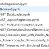 Jupyter Notebook で、 CNTKのチュートリアルを実行する。