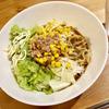 【男の飯】「ツナとコーンのぶっかけ素麺」