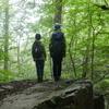 【親子登山】 両神山に登ろうとしたけど時間が足りず、お昼ご飯食べて下山ざんす