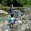 夏だ!川だ!水遊びだ!子どもと川遊び、何を用意すればいい?