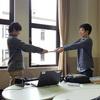 幹部引き継ぎ式(2月24日(金))