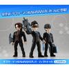【アクアシューターズ!】ガシャポン『サラリーマンKAWABATA パーフェクトセット』可動フィギュア【バンダイ】より2020年12月発売予定♪