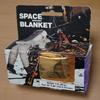 スペースブランケットで宇宙的な窓断熱
