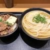 神田ランチ お蕎麦屋さんのセットメニューには大盛りの神様が宿ってるらしい。