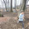 碧山の森から文理台公園へ