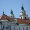 建築物から見るリュブリャナ