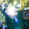 【平野:平清盛像】平野商店街入口に平清盛像発見【スポット<平野>】